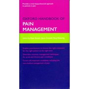Oxford Handbook of Pain Management Hardcover
