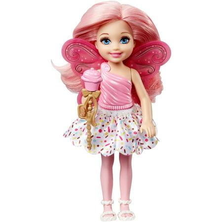 Barbie Dreamtopia Small Fairy Doll Cupcake Theme