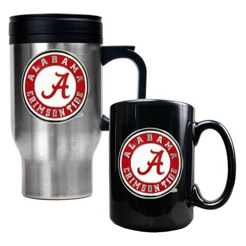 Great American NCAA Travel and Ceramic Mug Set