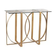ELK Group International 1114-179 Box Rings Console Table