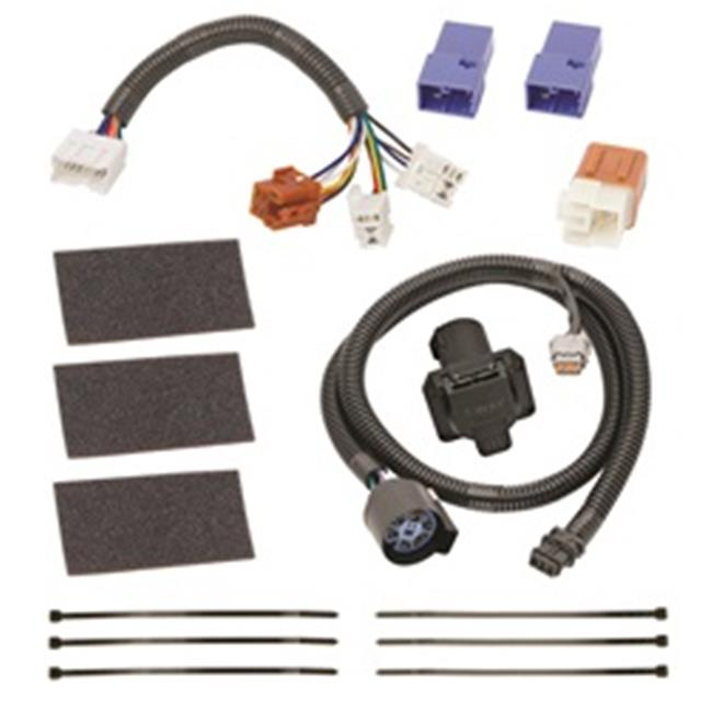 Tow Ready 118266 Replacement Oem Package Wiring Harness 7way Rhwalmartca: Oem Tow Package Wiring Harness 7 Way Ready At Gmaili.net