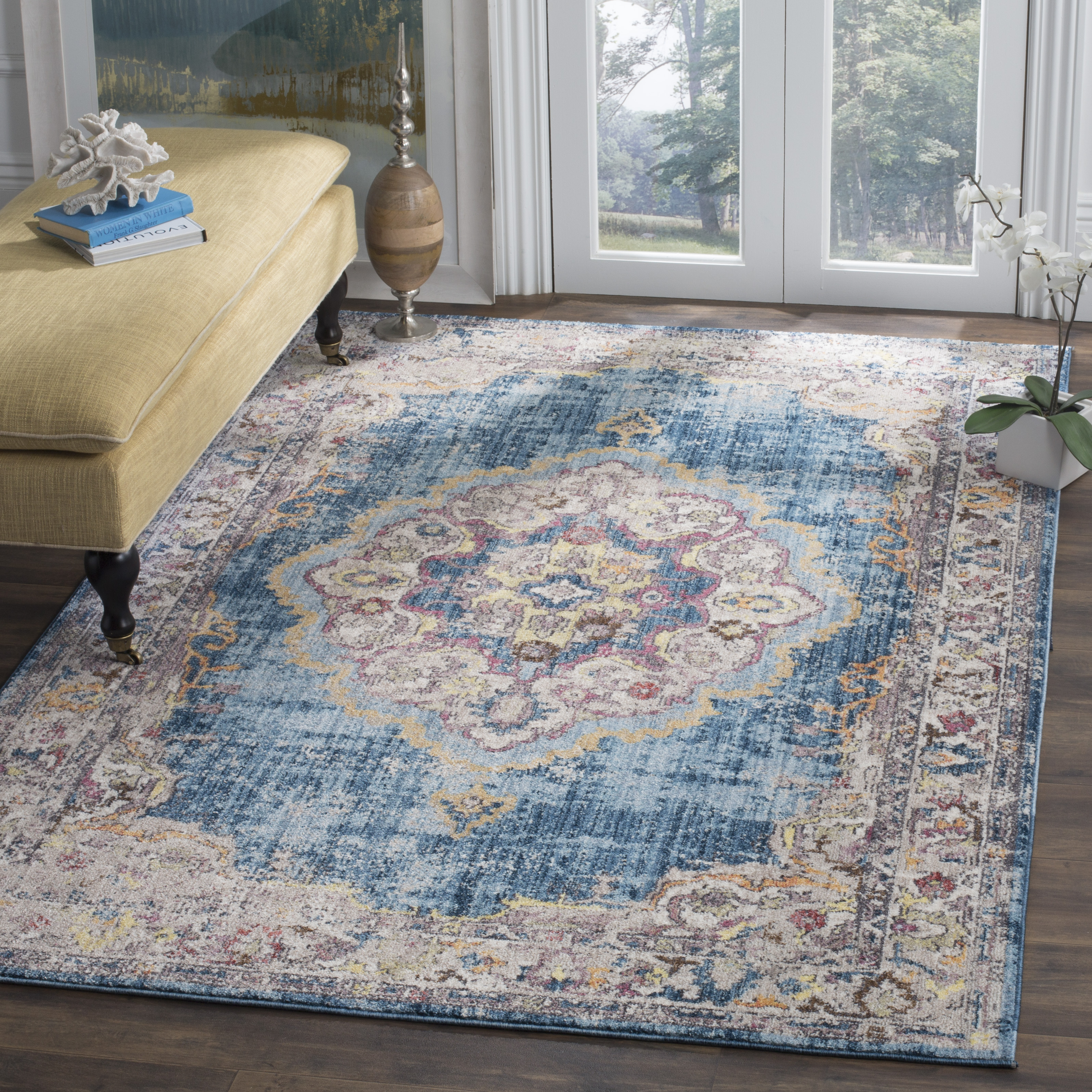 Safavieh Bristol Doncho Traditional Area Rug or Runner