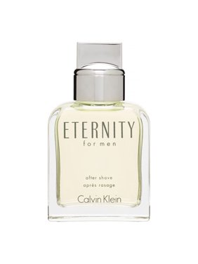 ($50 Value) Calvin Klein Beauty Eternity After Shave for Men, 3.4 Oz