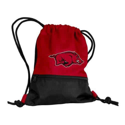Arkansas Razorbacks String Pack Backpack