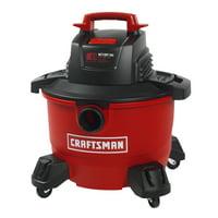 Craftsman 6 gal. Corded Wet/Dry Vacuum (Red)