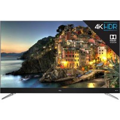 "TCL 65"" Class 4K (2160P) Dolby Vision HDR Roku Smart LED TV (65C807)"