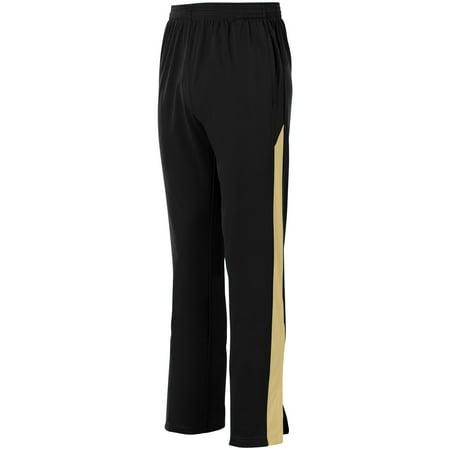 Augusta Sportswear Xl Mens Medalist Pant 2 0 Black Vegas Gold
