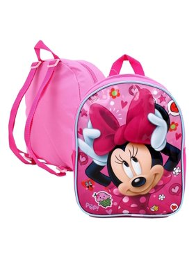 9d86faaab26 Product Image Minnie Mouse Kids 10in Backpack