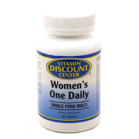 Women 39 s whole food daily multivitamin by vitamin discount for Vitamincenter b2b