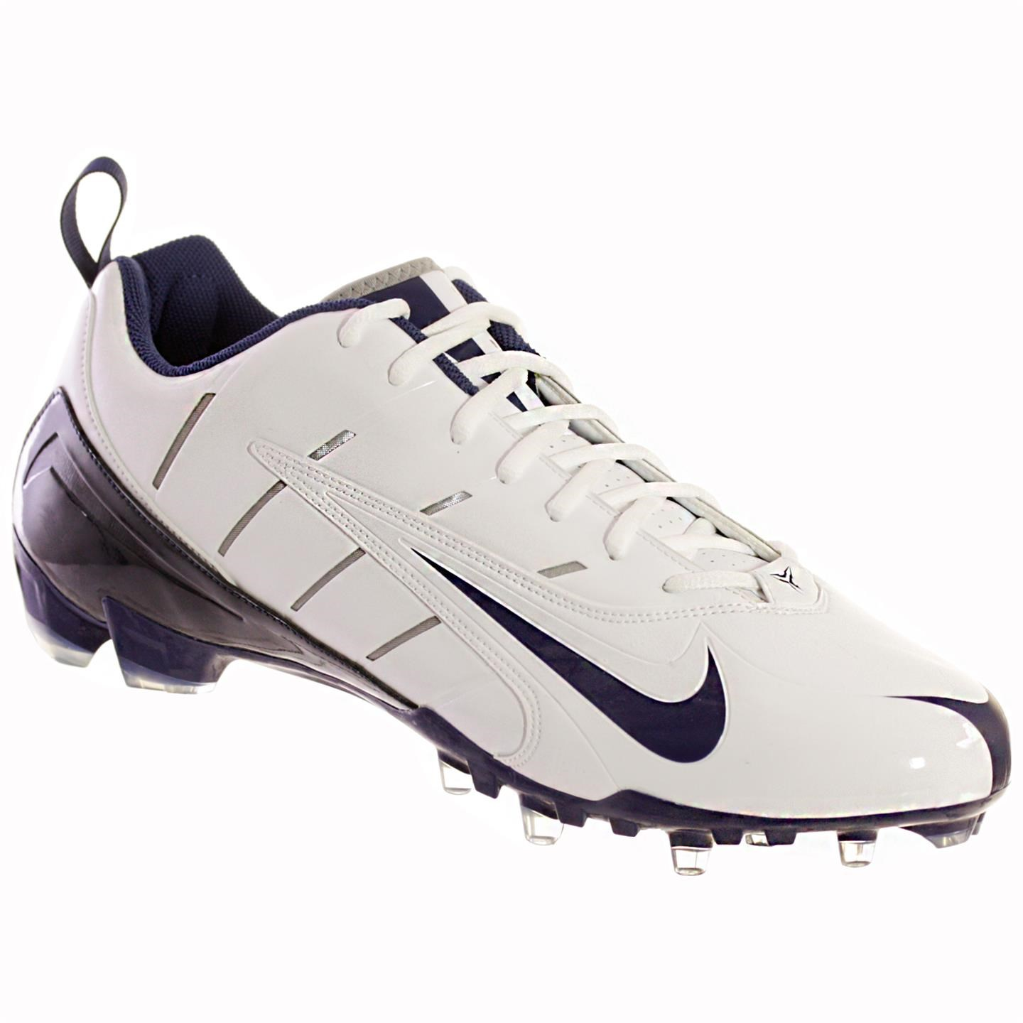 Nike SPEED TD Mens 15 Football Shoes White Navy 15 Mens M 7d5a2d