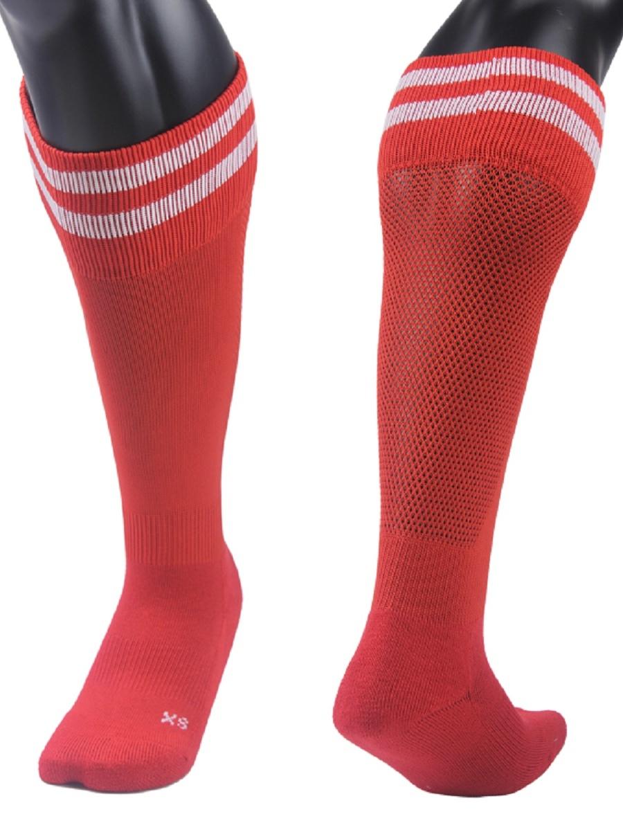 Lian Style Boys' 1 Pair Knee Length Sports Socks for Baseball/Soccer/Lacrosse XL003 XXS(Light Blue)