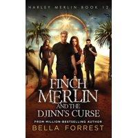 Harley Merlin 12: Finch Merlin and the Djinn's Curse (Hardcover)