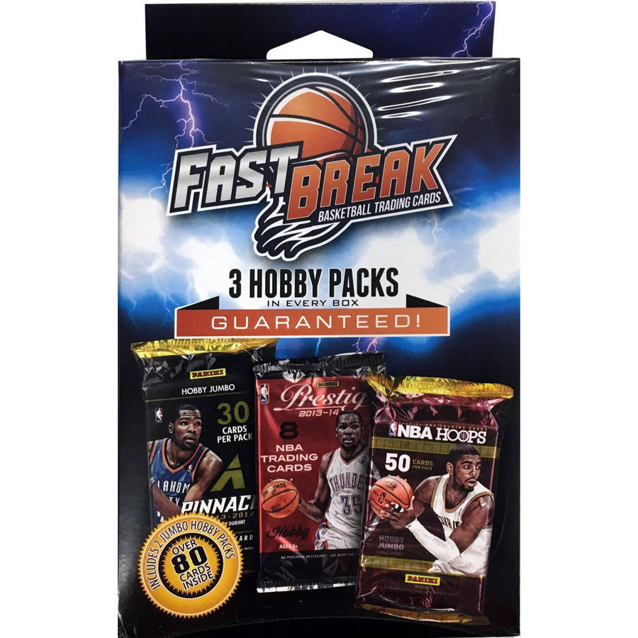 2017 Fast Break Basketball Hanger Box