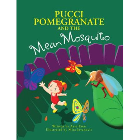 Pucci Air (Pucci Pomegranate and the Mean Mosquito - eBook)