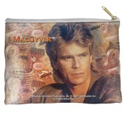Macgyver Tools Of The Trade Accessory Pouch White 8.5X6