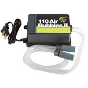 110 Air Dual A-2, Produces 99.5% saturation of dissolved oxygen By Marine Metal