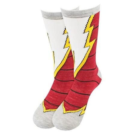 Shazam 110230 Shazam Crew Costume Sock - image 1 of 1