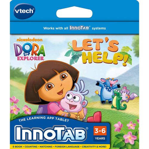 VTech InnoTab Software, Dora the Explorer