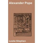Alexander Pope - eBook