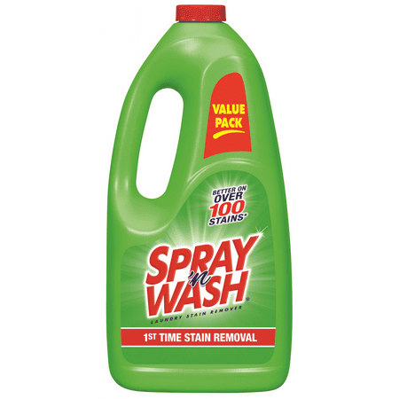 Spray 'n Wash Pre-Treat Laundry Stain Remover Refill, 60oz