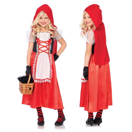 Tween Little Red Riding Hood Halloween Costume (Red Riding Hood Halloween)