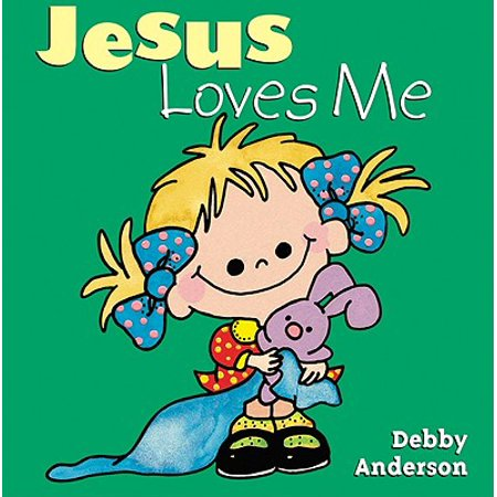 Jesus Loves Me (Board Book)](Jesus Loves You In Spanish)