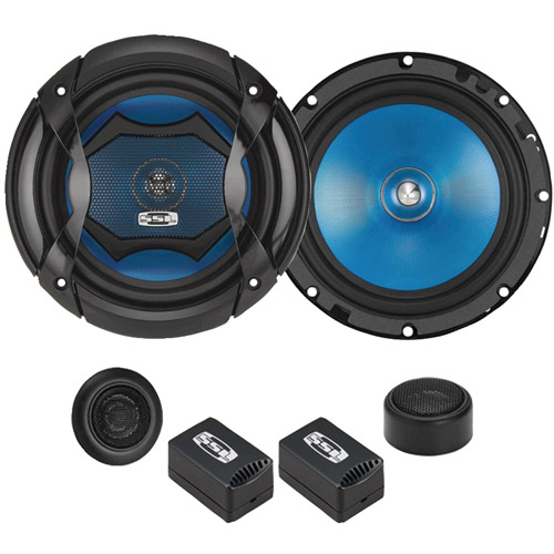 SOUNDSTORM F65C FORCE 6.5 Inch. 2-Way Component Loudspeaker System