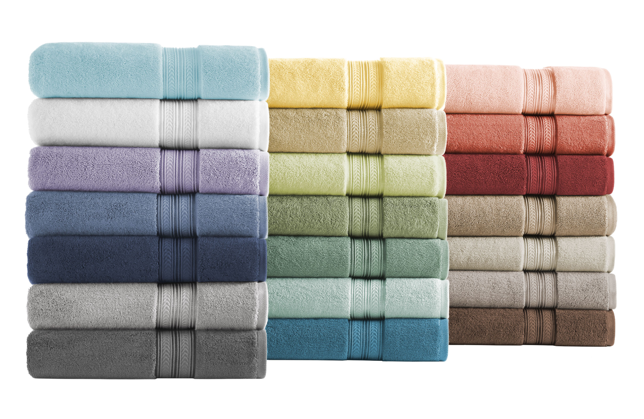 Bath Towel Sets--How to Buy at Clearance Prices