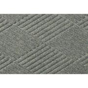 ANDERSEN 02210570320070 Waterhog Fashion(TM)Mat, Med Gray, 3x20ft