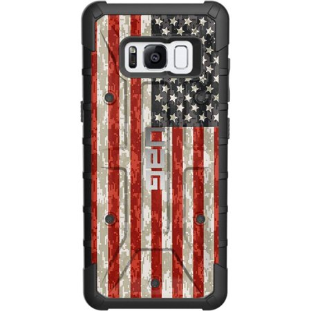 LIMITED EDITION - Customized Designs by Ego Tactical over a UAG- Urban Armor Gear Case for Samsung Galaxy S9 PLUS/9+ PLUS (Larger 6.2