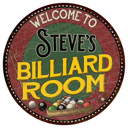 Steve's Billiard Room 14