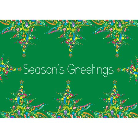 Boxed Holiday Greeting Cards, 25 cards & 26 envelopes