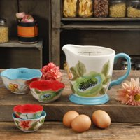 Deals on The Pioneer Woman Vintage Bloom 5-Piece Prep Set