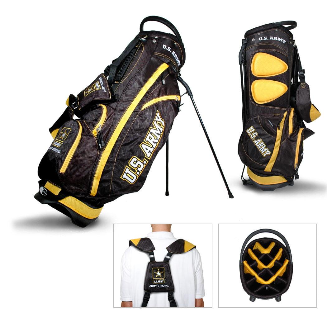 Team Golf Military Us Army Fairway Golf Stand Bag