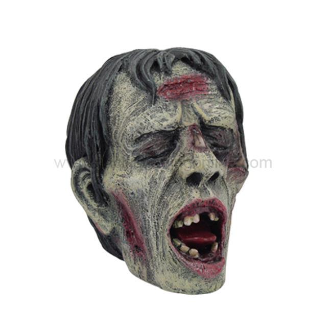 PG Trading 9698 4 inch Zombie Skull