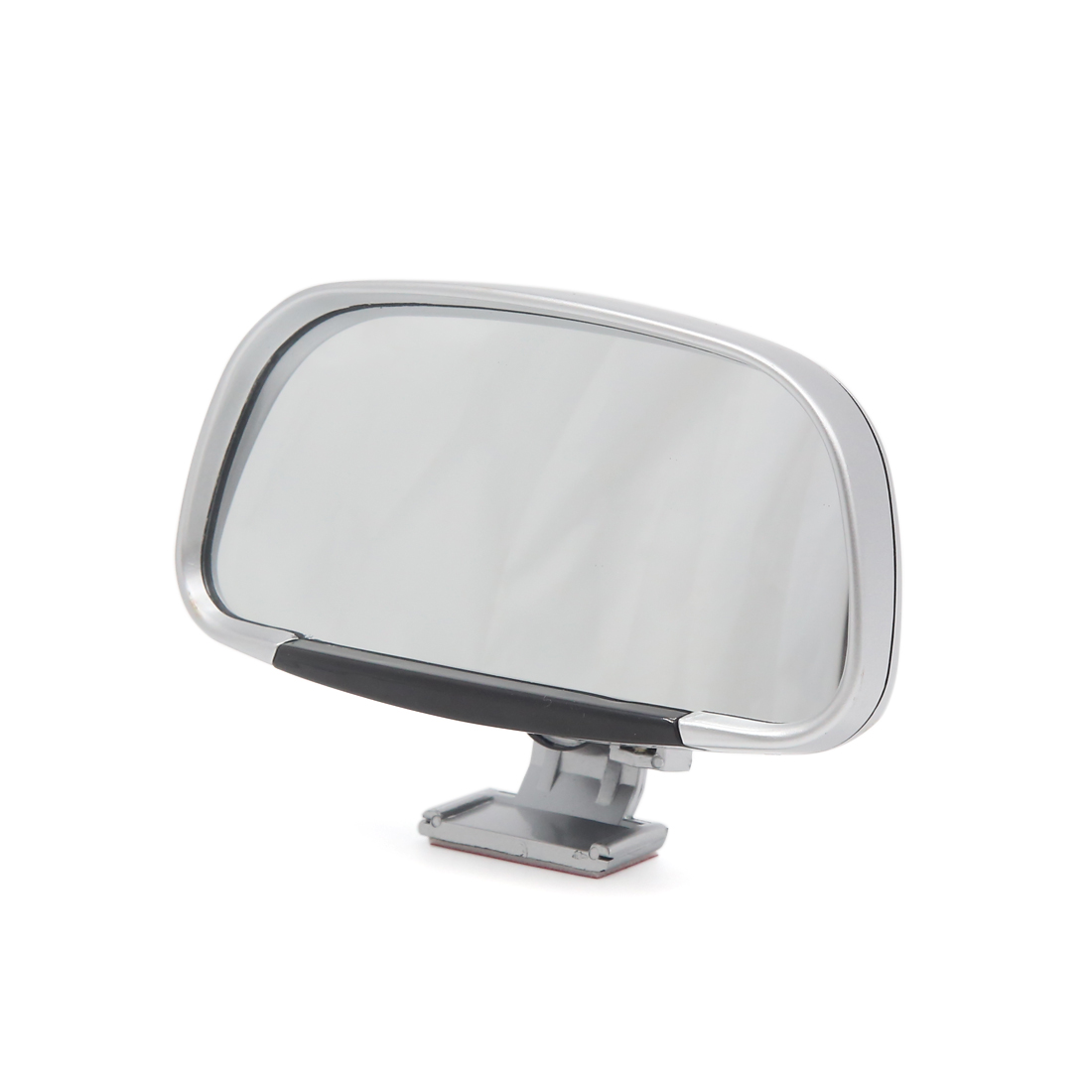 Universal Chrome Plating Plastic Case Convex Car Rearview Auxiliary Blind Spot Mirror  sc 1 st  Walmart.com & Universal Chrome Plating Plastic Case Convex Car Rearview Auxiliary ...