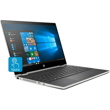 HP (5BM74UAR#ABA) Pavilion x360 Convertible 14m-cd0006dx LCD - Intel Core i3-8130U Dual-Core Processor 2.2GHz - 8GB DDR4 SDRAM - 128 GB SSD - Windows 10 Home (Factory Refurbished)