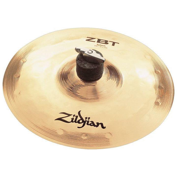 """Zildjian ZBT 10"""" Splash Cymbal by Zildjian"""