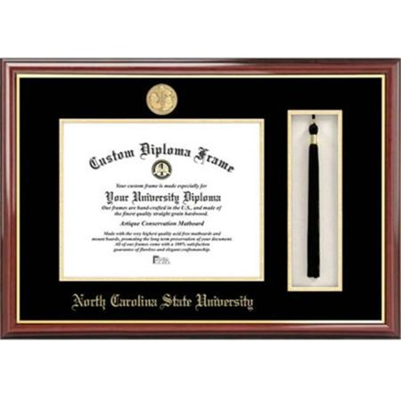 University of North Carolina, Chapel Hill 11.5 x 14 Legacy Scholar Diploma Frame