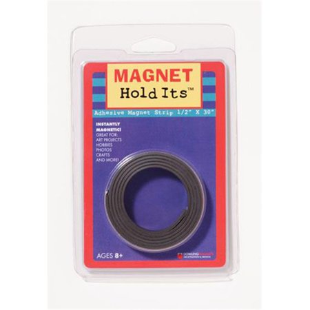 Dowling Magnets DO-735002.5 X 30 Roll Magnet Strip With- Adhesive - image 1 of 1