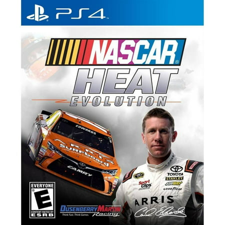 73b4501741bc NASCAR Heat Evolution (PS4) - PlayStation 4 - Walmart.com