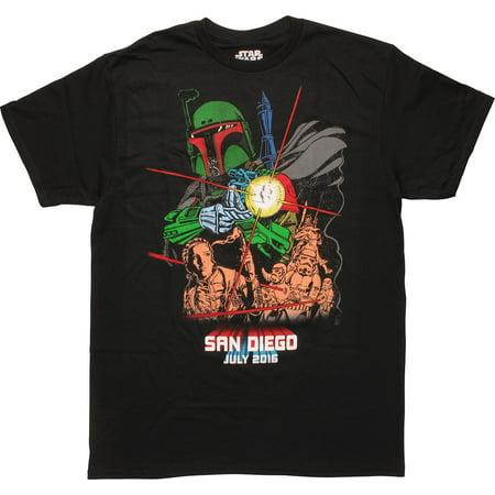 Star Wars Boba Fett SDCC 2016 - Boba Fett Items