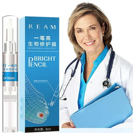 Toenail Fungus Treatment Pen, Nail Fungus Treatment, Anti Fungus Nail Treatment, Effective Fungus Cure For Toenail And Fingernail, Best Fungus Cure Pen For Toenail And