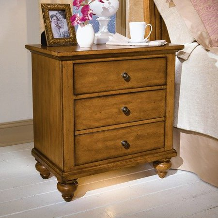 cochrane furniture american heartland 3 drawer nightstand walmart