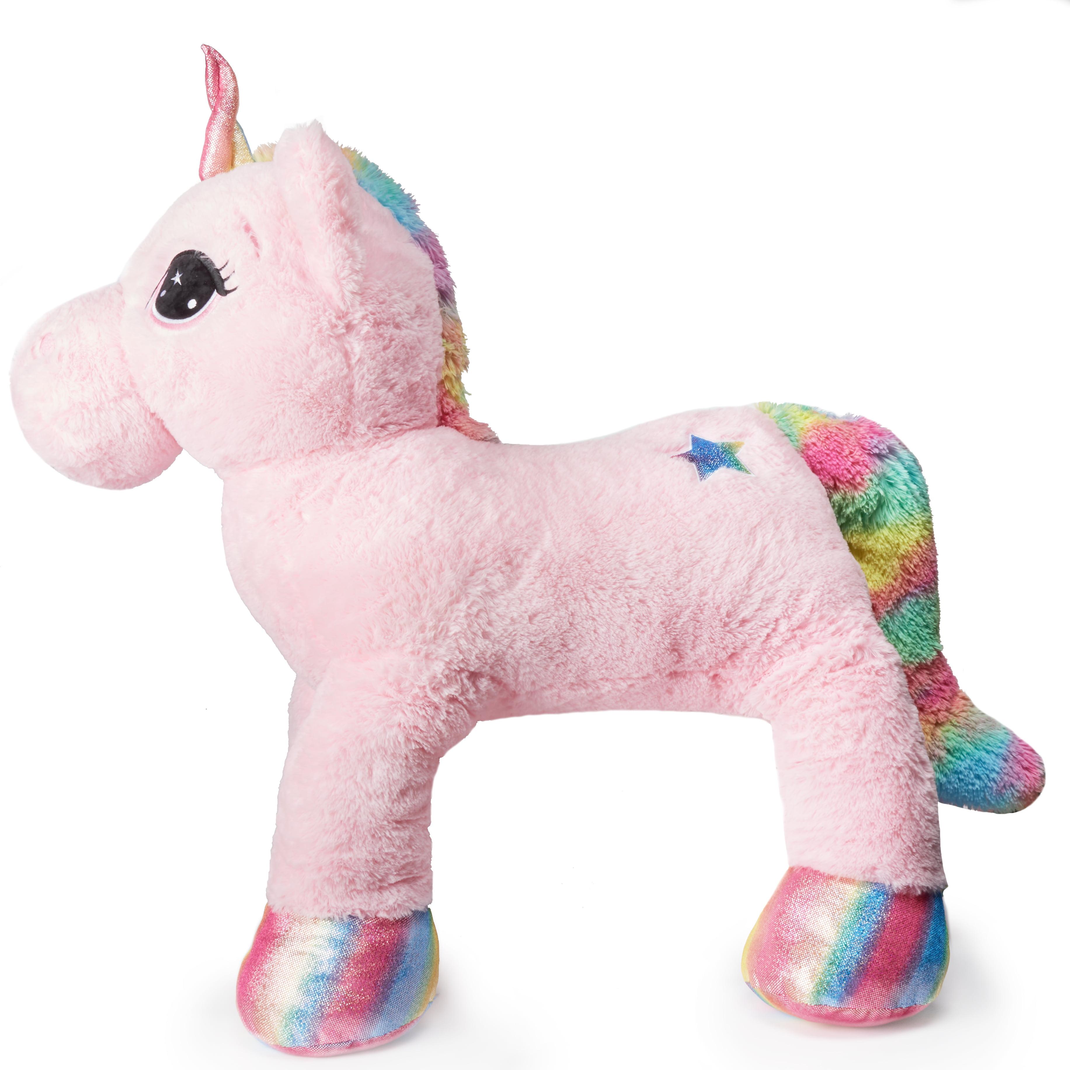 Giant Plush Unicorn 25 Walmart Com