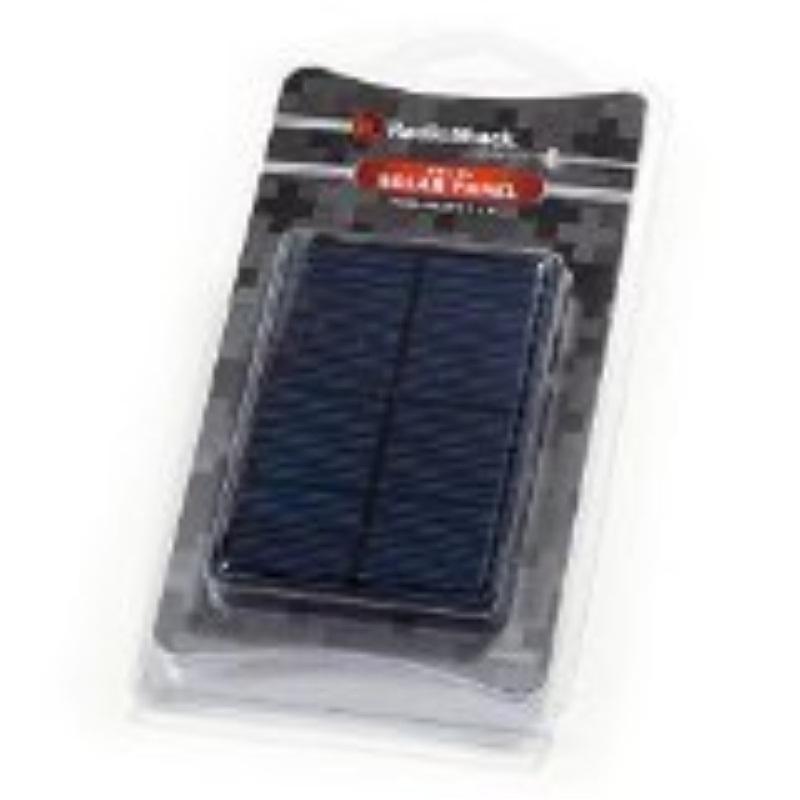 Radioshack 1w Watt Solar Panel 9v 4 33 Quot X 3 15 Quot X 0 125