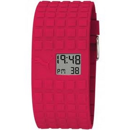 Puma Cell Red Band Watch PU910832009