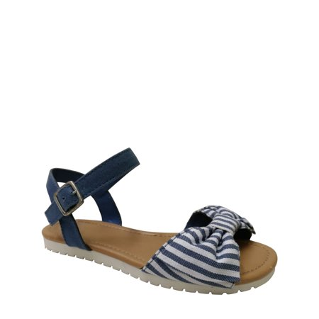 Wonder Nation Girls' Bow Strap - Birkenstock Girls