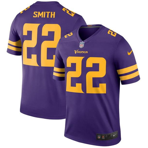 Harrison Smith Minnesota Vikings Nike Color Rush Legend Jersey ...