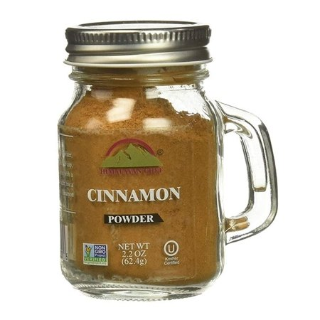 WBM Himalayan Chef Cinnamon Powder Jar, 2.2 Oz Honey Cinnamon Powder